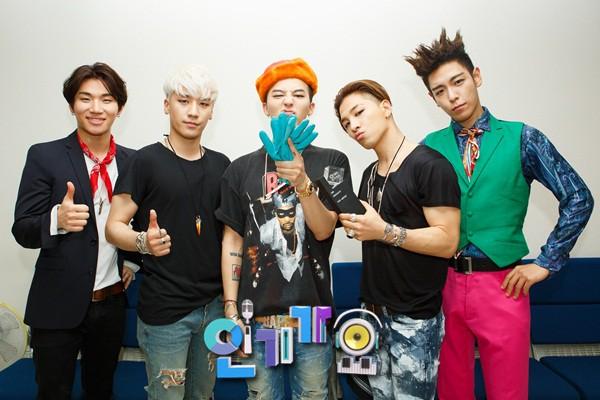 Kpop chắc chẳng có nhóm nào như Big Bang khi suốt ngày đi chiến nhau trên show âm nhạc - Ảnh 1.