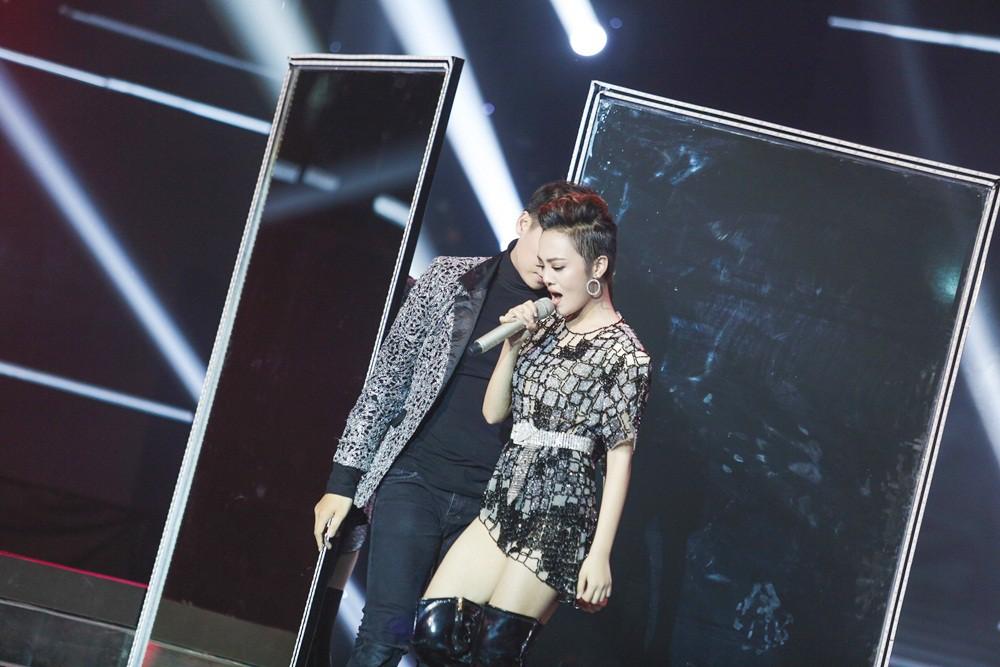 Giọng hát Việt: 7 thí sinh vào vòng Bán kết, team Noo Phước Thịnh chiếm luôn 3 suất - Ảnh 2.