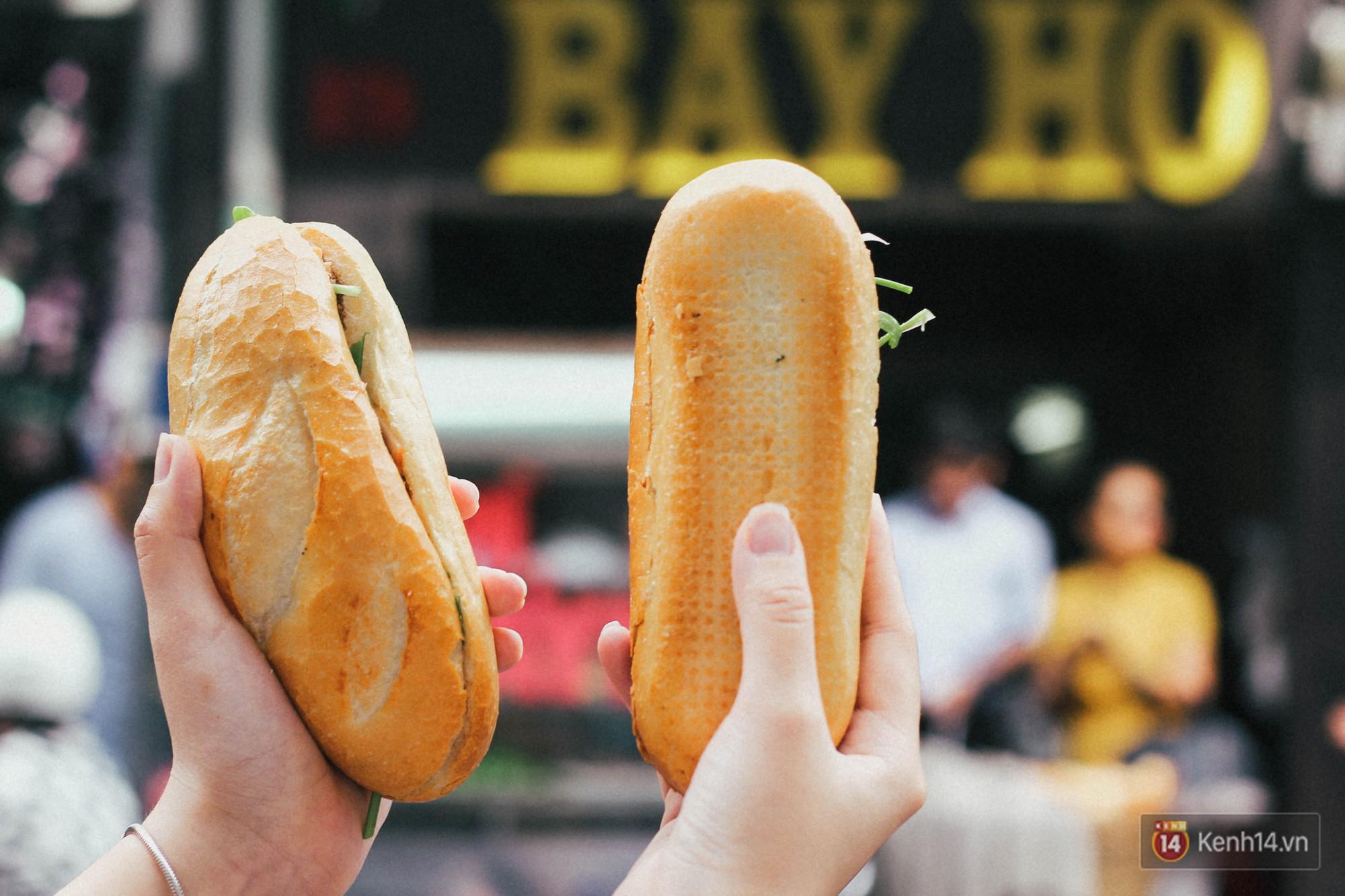 Xe bánh mì nổi danh khắp Sài Gòn gần 1 thế kỷ với món pate nướng thần thánh - Ảnh 2.