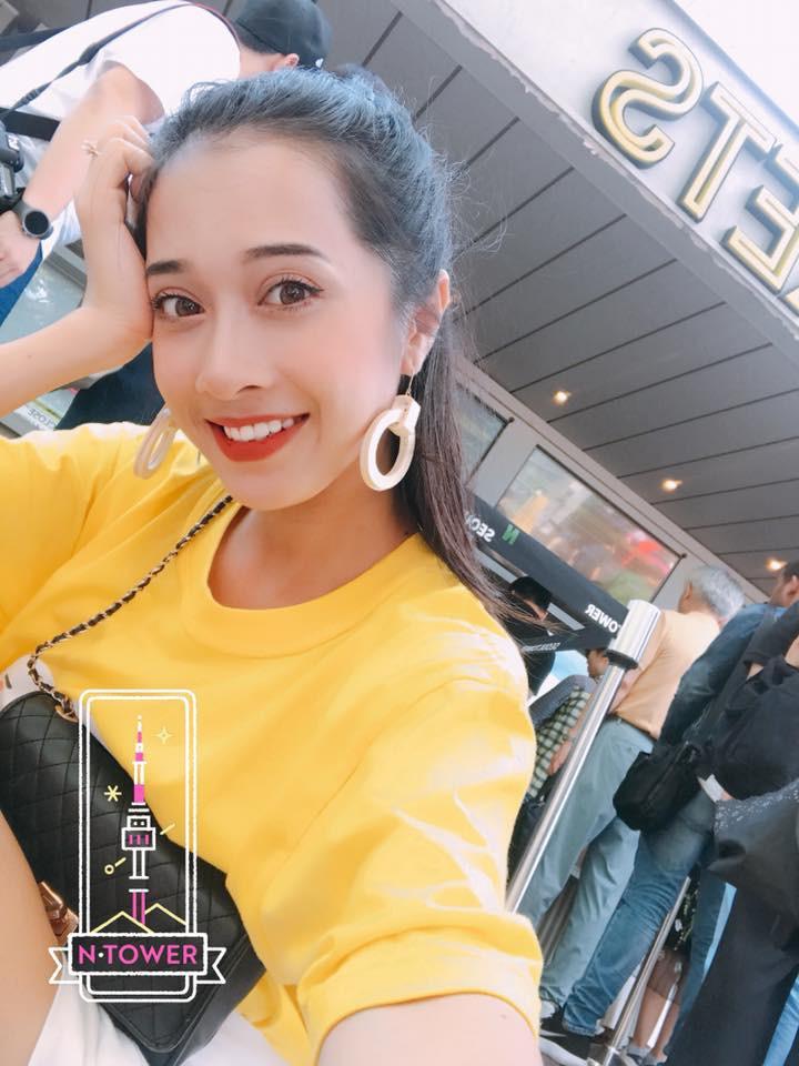 Em gái xinh đẹp như hotgirl của Nhã Phương bất ngờ lên xe hoa - Ảnh 2.