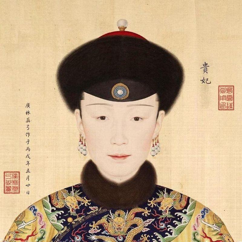 Diên Hi Công Lược đời thực: Hậu cung đông đúc, vua Càn Long vẫn chỉ yêu sâu đậm những phi tần này - Ảnh 3.