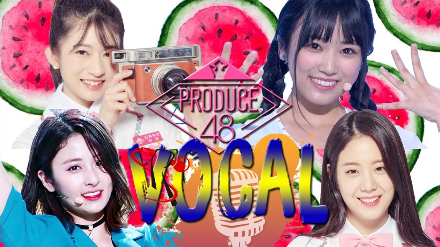 Xem lại loạt sân khấu này, còn ai dám chê thí sinh Produce 48 không