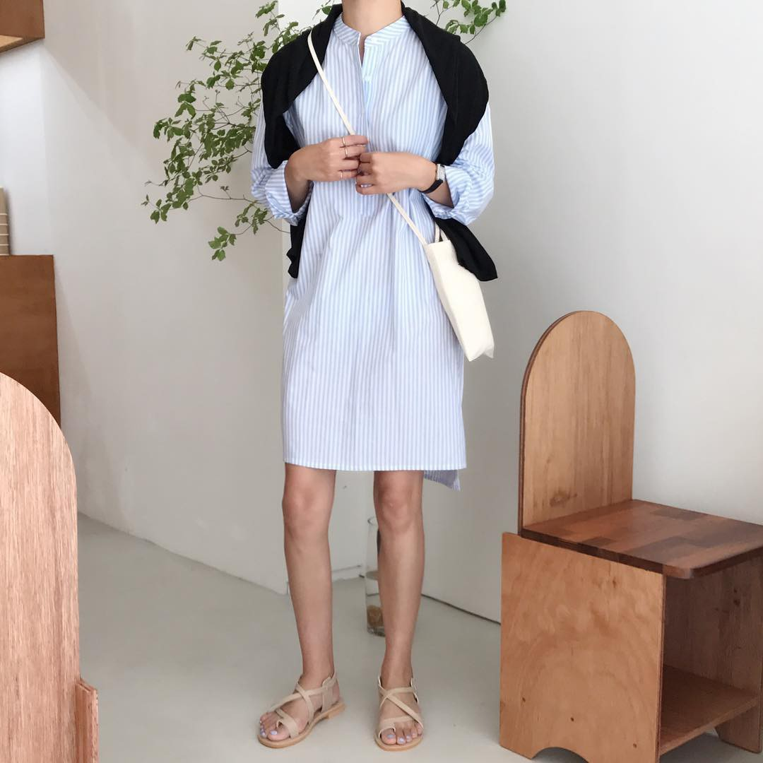 Vào ngày nắng nhẹ, nhất định phải diện loạt váy áo mang những gam màu dịu dàng, trong trẻo này - Ảnh 6.