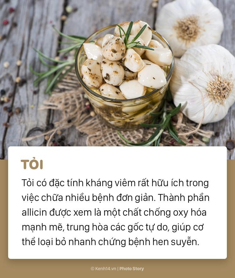 Sử dụng ngay những thực phẩm bổ ích sau để giúp phổi khoẻ mạnh tránh nguy cơ ung thư - Ảnh 1.