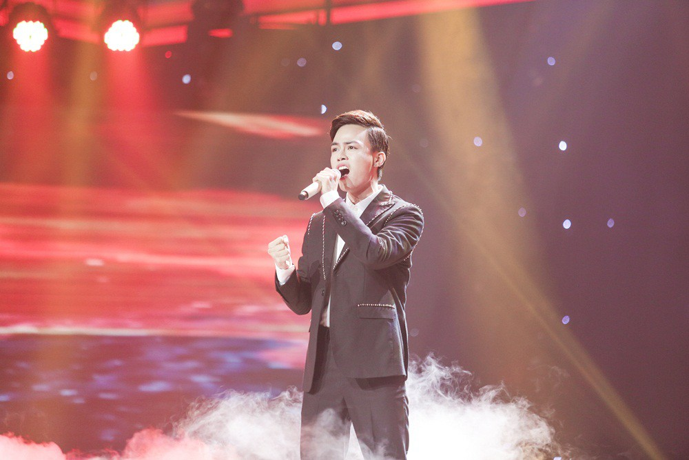 Vietnamese voices: 7 candidates in the semi-finals, team Noo Phuoc Thinh Always 3 performances - Photo 18.