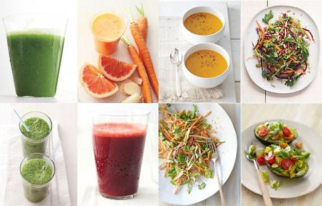Tất tần tật những điều bạn cần biết về chế độ Detox kết hợp ăn uống - Ảnh 3.