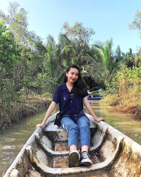 3 nàng beauty blogger mới toanh đang gây bão trên Youtube Việt vì xinh đẹp không thua hot girl - Ảnh 12.
