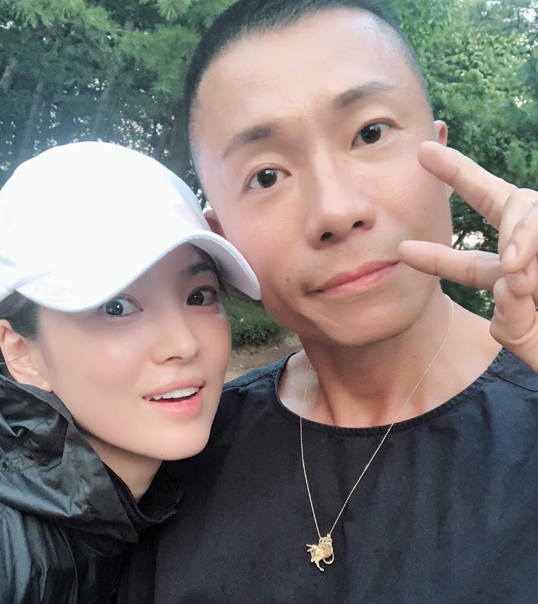Return as husband and wife Singing: come back after 1 year of marriage, choose the block of tvN, now lose weight massively - photo 2.