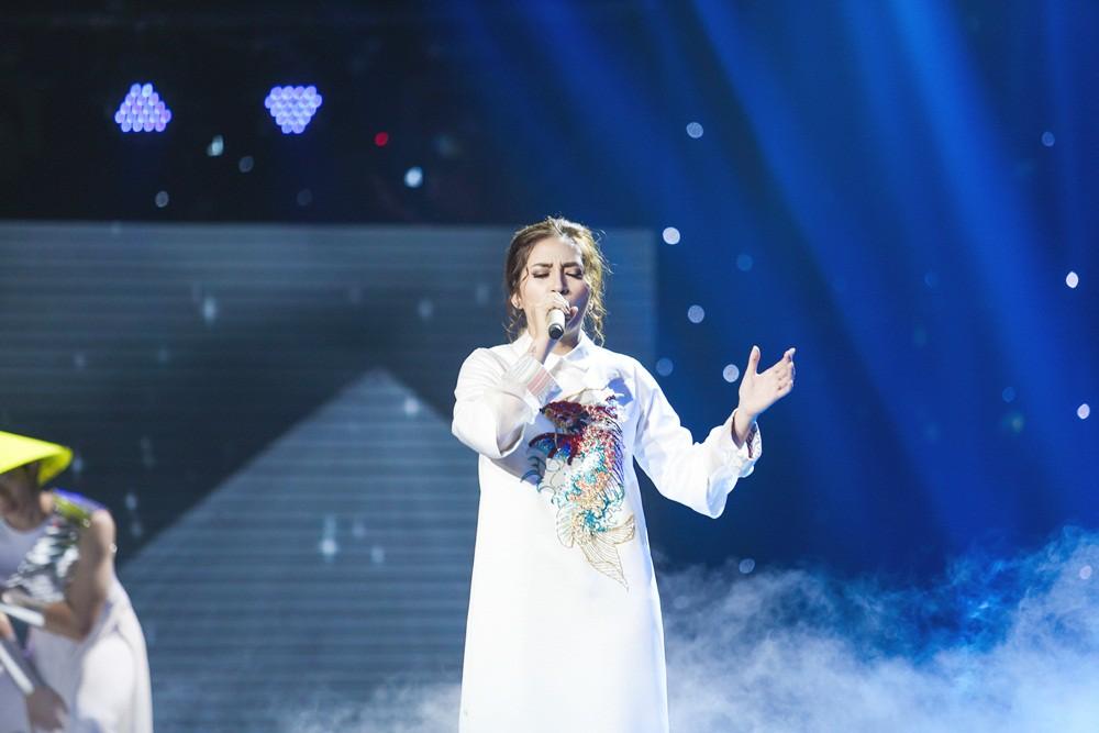 Giọng hát Việt: 7 thí sinh vào vòng Bán kết, team Noo Phước Thịnh chiếm luôn 3 suất - Ảnh 12.