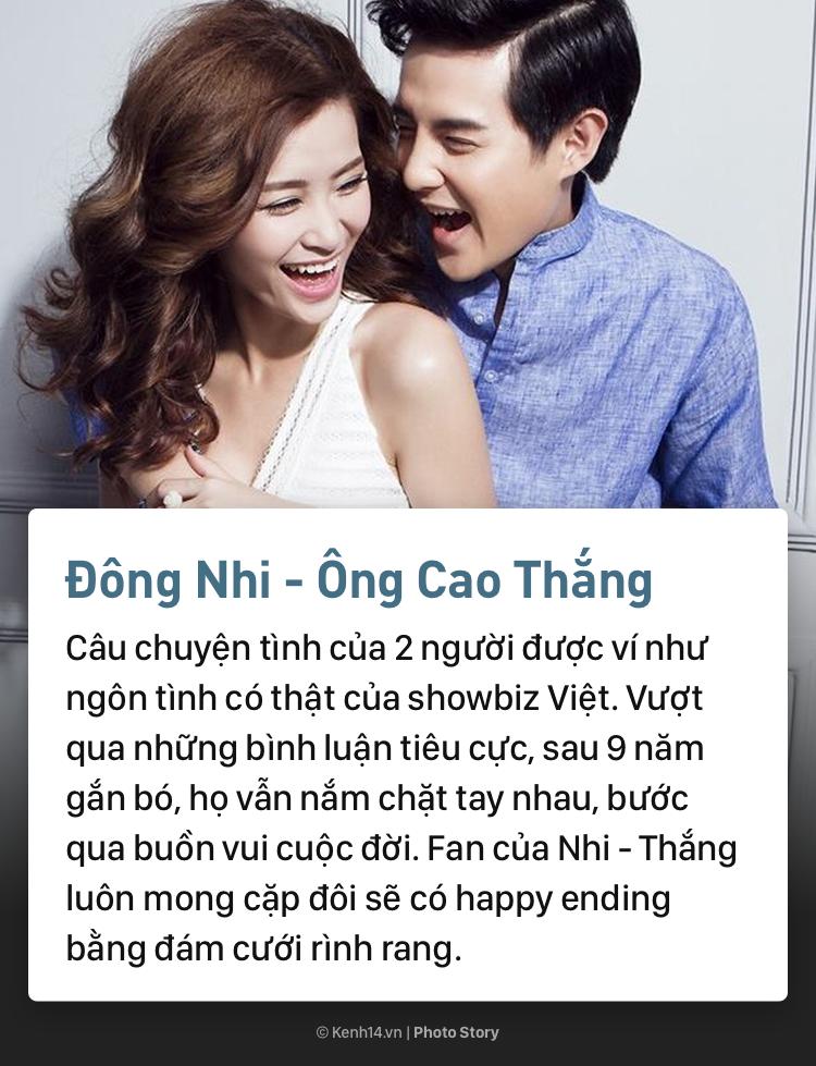 Sau Trường Giang - Nhã Phương, fan Việt đang háo hức mong chờ những cặp đôi nào sẽ lên xe hoa cùng nhau - Ảnh 3.