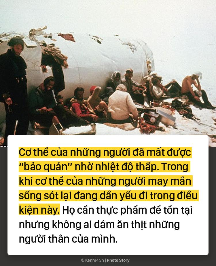Thảm họa rơi máy bay tại Chile năm 1972: Buộc phải ăn thịt người khác để sống sót qua 72 ngày - Ảnh 5.