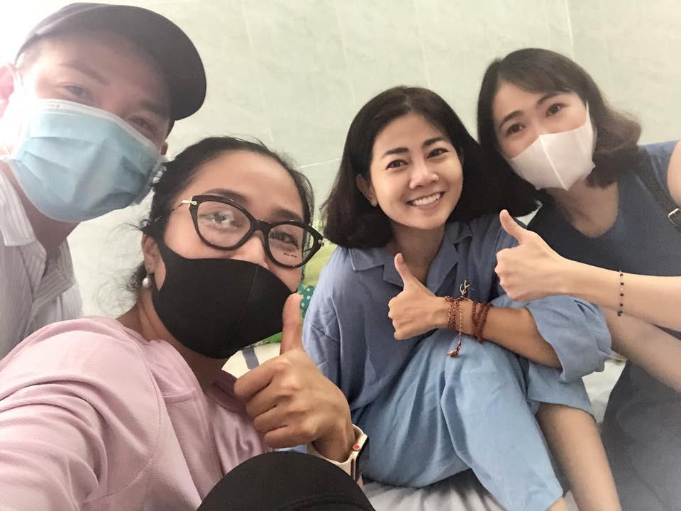 Ốc Thanh Vân và MC Đại Nghĩa vận động quyên góp được 300 triệu, miễn hoàn toàn học phí cho con gái Mai Phương - Ảnh 1.