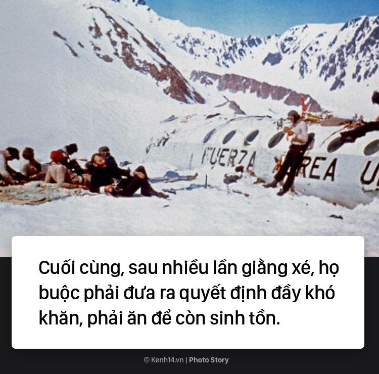 Thảm họa rơi máy bay tại Chile năm 1972: Buộc phải ăn thịt người khác để sống sót qua 72 ngày - Ảnh 8.