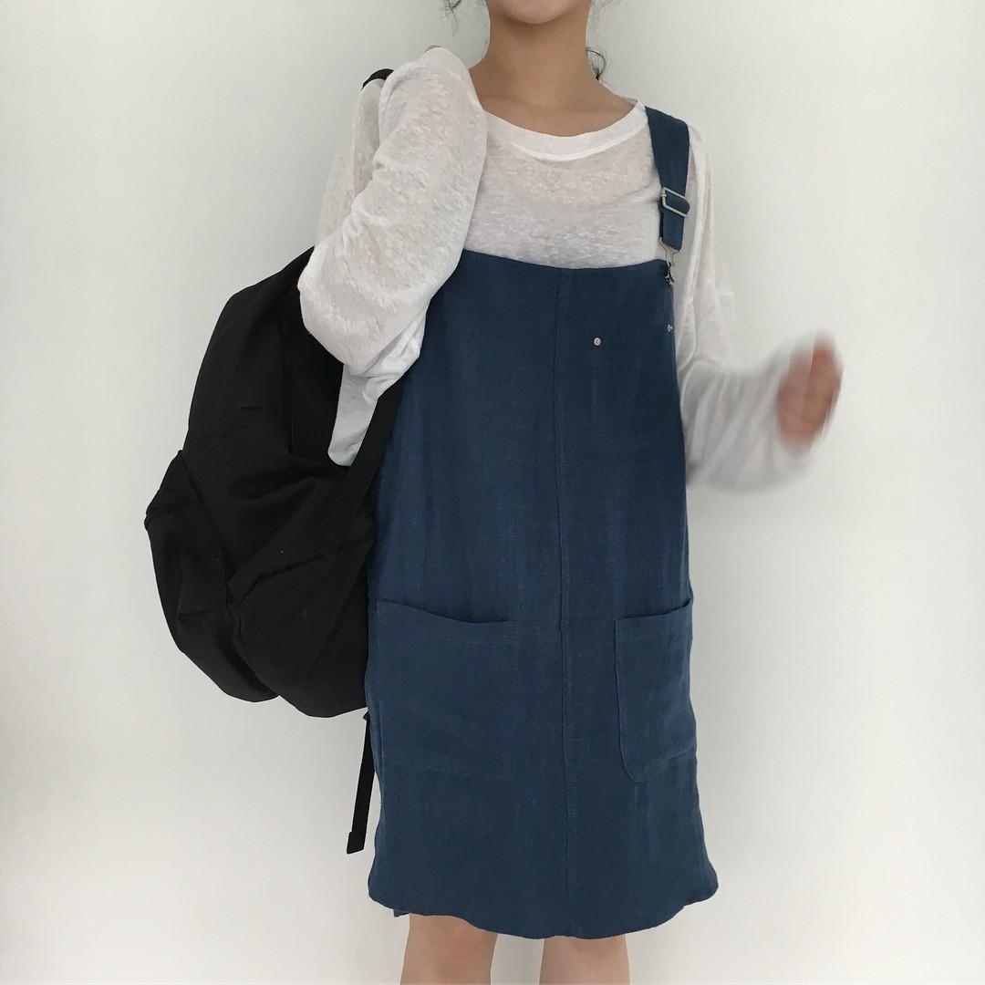 5 công thức mix đồ đi học xinh miễn chê nàng gầy hãy mũm mĩm diện cũng đẹp - Ảnh 6.