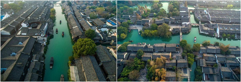 Bên cạnh Phượng Hoàng cổ trấn, Trung Quốc vẫn còn nhiều cổ trấn đẹp như tranh vẽ khác mà ai cũng muốn ghé thăm - Ảnh 13.