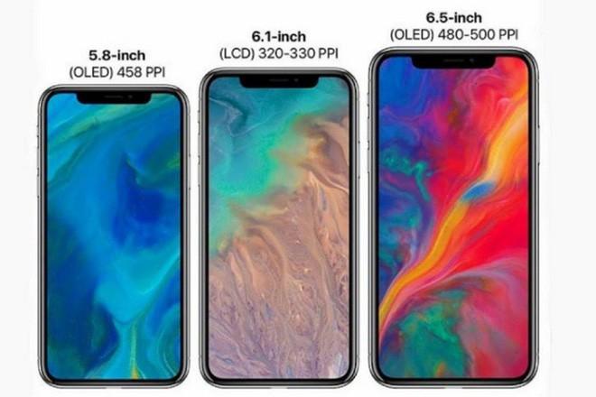 iPhone 2018 ra mắt ngày 12/9, cho phép đặt trước ngày 14, chính thức lên kệ vào ngày 21/9? - Ảnh 1.
