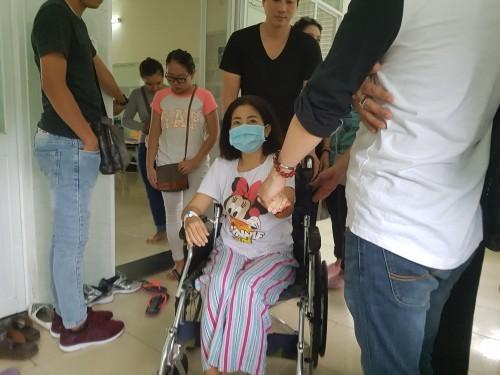 Ốc Thanh Vân lên tiếng sau khi Phùng Ngọc Huy bị đập phá nhà cửa, hủy show và ném đá gay gắt trên mạng xã hội - Ảnh 2.