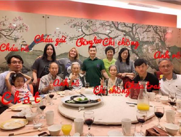 Post show bred scene with husband Sister husband U90, grandson U50 ... 9x girl made network like crazy island - Photo 1.