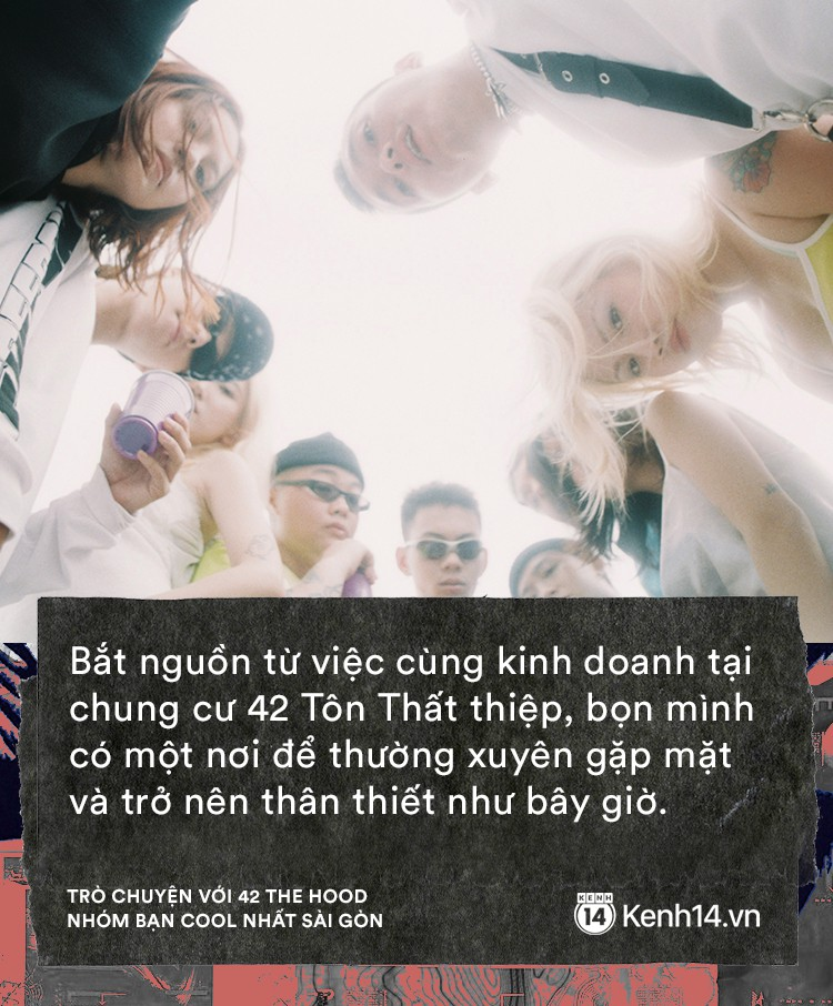 Gặp 42 The Hood - hội bạn thân số 1 Sài Gòn với toàn ông bà chủ vừa sống chất, vừa giỏi kinh doanh - Ảnh 6.