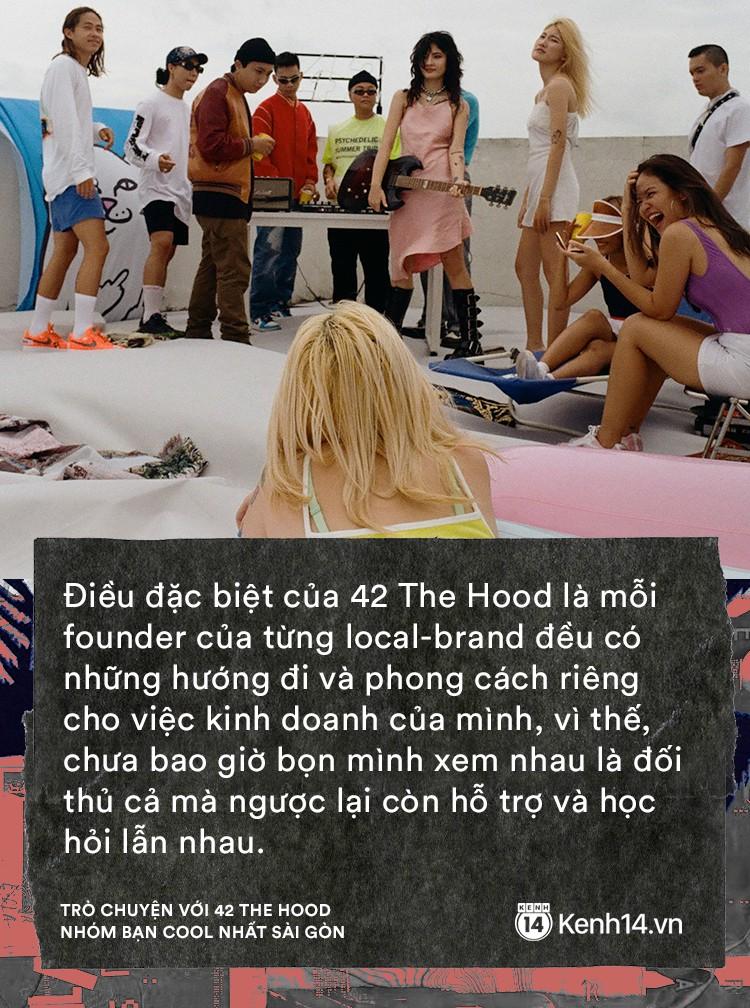 Gặp 42 The Hood - hội bạn thân số 1 Sài Gòn với toàn ông bà chủ vừa sống chất, vừa giỏi kinh doanh - Ảnh 9.
