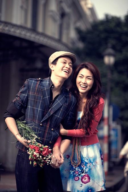 Lương Mạnh Hải, Hà Tăng kỉ niệm 11 năm quen nhau mới nhận ra Bỗng dưng muốn khóc đã quay hơn 1 thập kỉ - Ảnh 6.