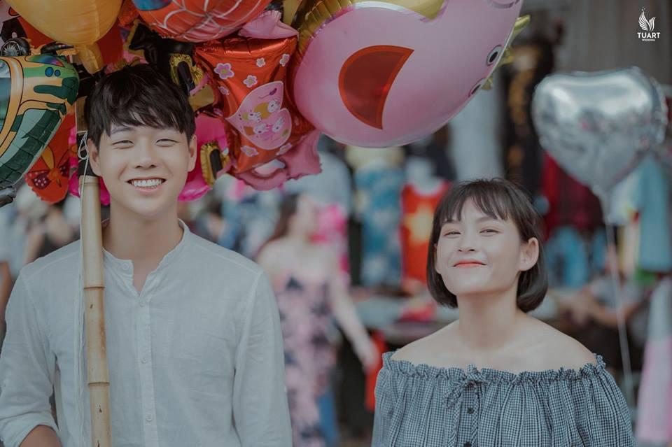 Đang trầm trồ vì Hàn Quốc đẹp quá thì mới nhận ra bộ ảnh này được chụp... 100% giữa lòng Hà Nội - Ảnh 11.