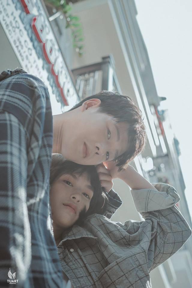 Đang trầm trồ vì Hàn Quốc đẹp quá thì mới nhận ra bộ ảnh này được chụp... 100% giữa lòng Hà Nội - Ảnh 9.