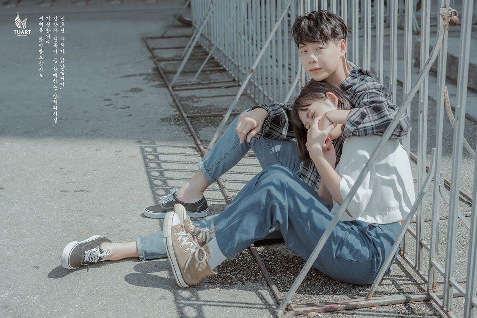 Đang trầm trồ vì Hàn Quốc đẹp quá thì mới nhận ra bộ ảnh này được chụp... 100% giữa lòng Hà Nội - Ảnh 6.