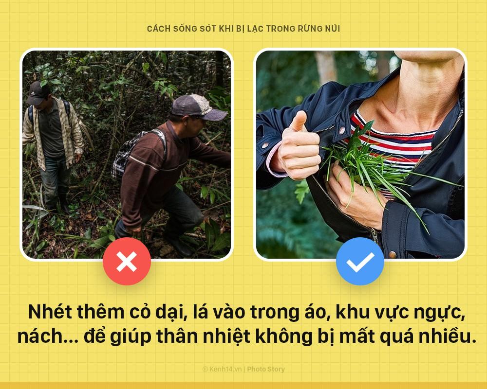 5 bí kíp buộc phải biết để sinh tồn khi bị lạc trong rừng - Ảnh 5.