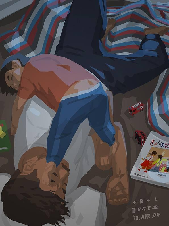 Bộ tranh cha và con trai đầy cảm xúc mà bất cứ ông bố trẻ nào cũng thấy mình trong đó - Ảnh 28.