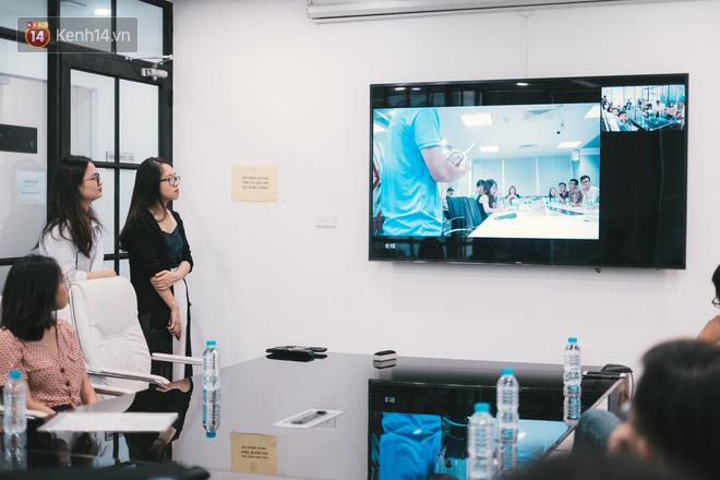 20 thí sinh xuất sắc nhất của Here We Go 2018 đã có buổi gặp gỡ trực tiếp tại hai đầu Nam - Bắc - Ảnh 3.