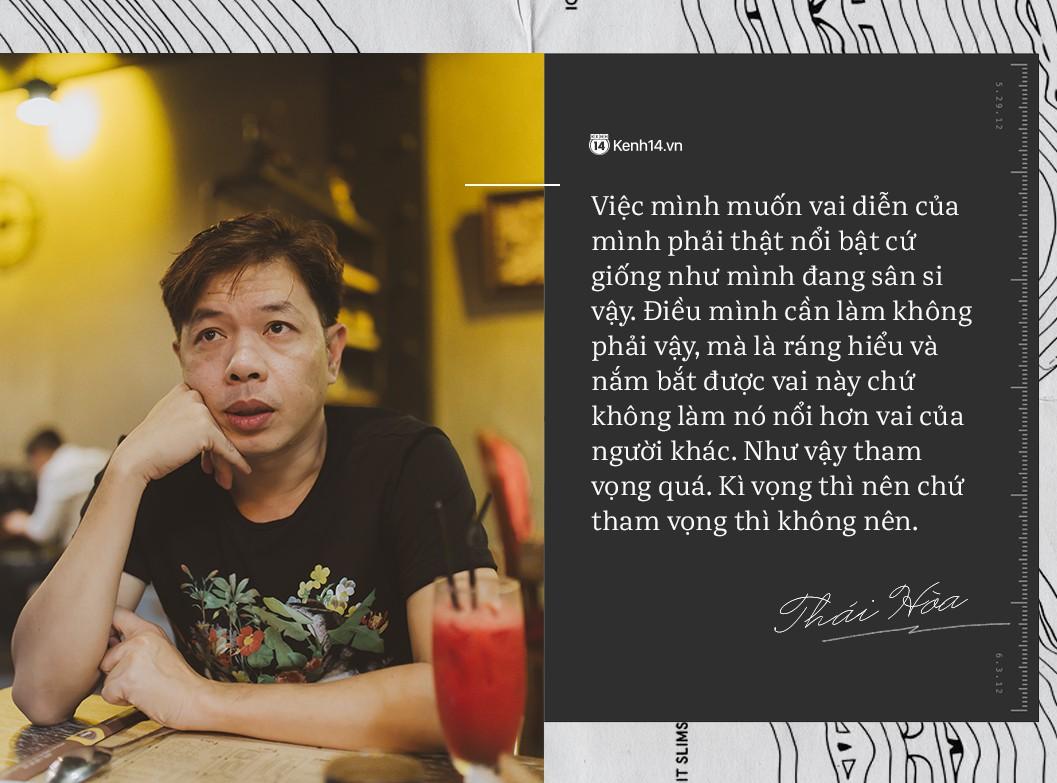 Thái Hòa: Khi Fan Cuồng thất bại tôi đứng ra nhận lỗi, nhưng không chỉ một mình tôi có lỗi! - Ảnh 5.