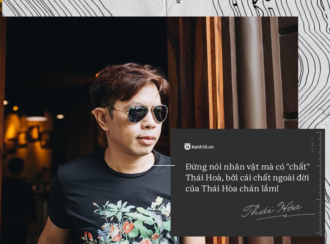 Thái Hòa: Khi Fan Cuồng thất bại tôi đứng ra nhận lỗi, nhưng không chỉ một mình tôi có lỗi! - Ảnh 9.