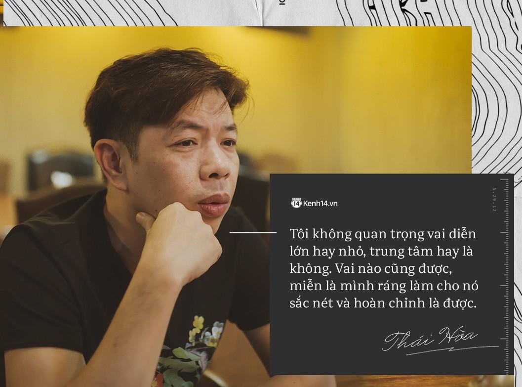 Thái Hòa: Khi Fan Cuồng thất bại tôi đứng ra nhận lỗi, nhưng không chỉ một mình tôi có lỗi! - Ảnh 8.