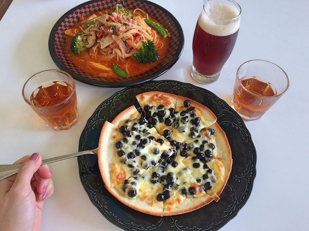 Đây là chiếc bánh pizza đang hot nhất Đài Loan mà chắc chắn các tín đồ trà sữa phải điên đảo - Ảnh 6.