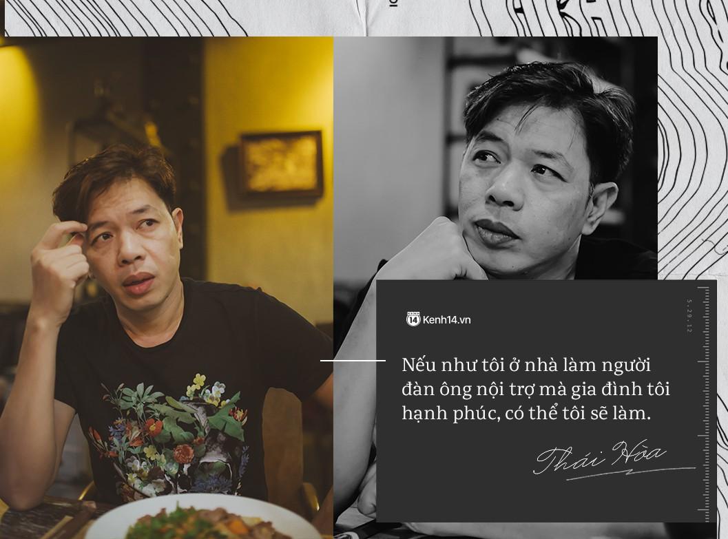Thái Hòa: Khi Fan Cuồng thất bại tôi đứng ra nhận lỗi, nhưng không chỉ một mình tôi có lỗi! - Ảnh 7.