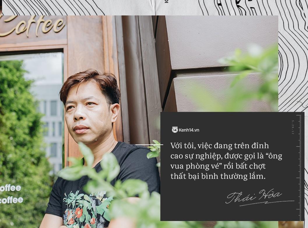 Thái Hòa: Khi Fan Cuồng thất bại tôi đứng ra nhận lỗi, nhưng không chỉ một mình tôi có lỗi! - Ảnh 2.