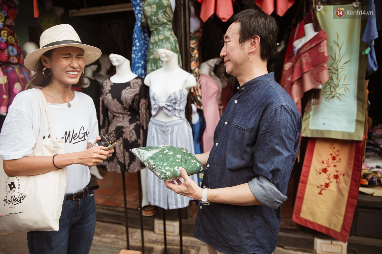Đỗ Vy, Salim và Cao Thiên Trang dùng mỹ nhân kế khuấy động cả Hội An - Ảnh 4.