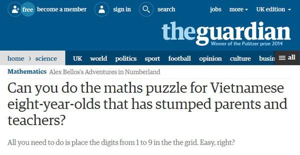 Những bài toán Tiểu học tưởng dễ nhưng lại khiến cả cộng đồng mạng thế giới bó tay chịu thua - Ảnh 7.