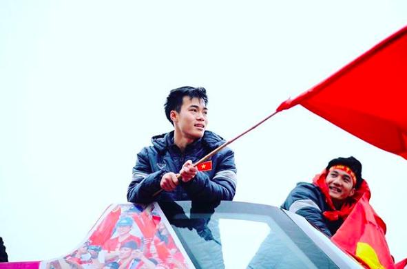 Nguyễn Văn Toàn - chàng cầu thủ vừa ghi bàn thắng lập nên kì tích cho đội tuyển Olympic Việt Nam tại ASIAD là ai? - Ảnh 11.