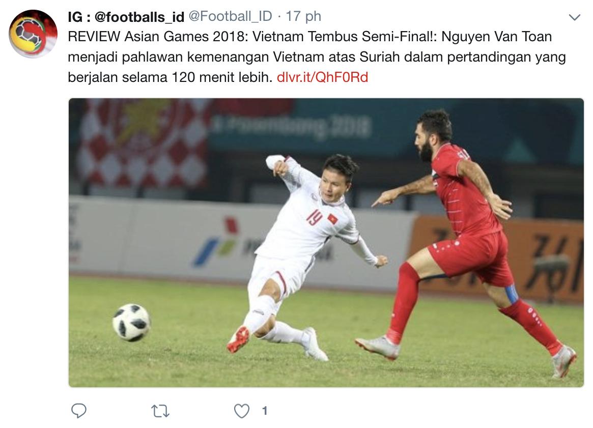 Báo chí nước ngoài hết lời ca tụng đội tuyển Việt Nam sau chiến thắng 1-0 trước Syria - Ảnh 4.