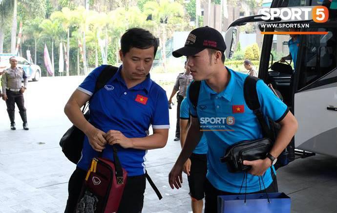 Lương Xuân Trường ít được ra sân trong các trận đấu vừa qua. HLV Park Hang Seo cho biết đó là yêu cầu chiến thuật, chứ bản thân Xuân Trường không hề gặp chấn thương.