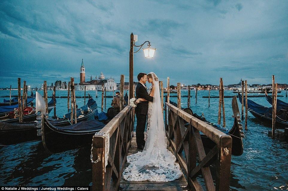 Những bức ảnh cưới ấn tượng nhất 2018, tác phẩm chụp tại Việt Nam cũng được vinh danh - Ảnh 1.