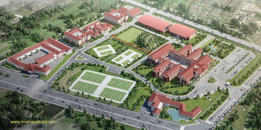 Choáng ngợp với sự sang chảnh của ngôi trường giữa phố núi Tây Nguyên, nơi được ví như Dubai Việt Nam - Ảnh 2.