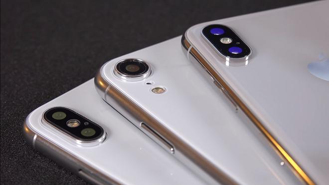Bloomberg: iPhone 2018 giữ nguyên thiết kế iPhone X, có màu sắc mới, màn hình lớn hơn và camera đỉnh hơn - Ảnh 3.