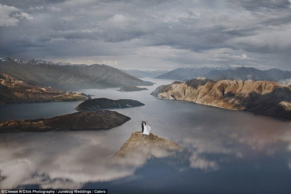 Những bức ảnh cưới ấn tượng nhất 2018, tác phẩm chụp tại Việt Nam cũng được vinh danh - Ảnh 15.
