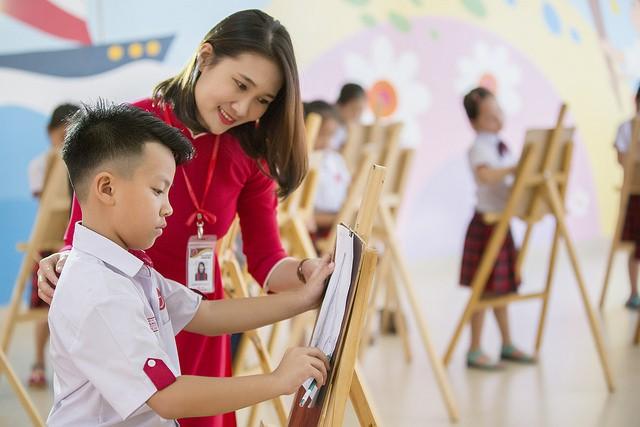 Choáng ngợp với sự sang chảnh của ngôi trường giữa phố núi Tây Nguyên, nơi được ví như Dubai Việt Nam - Ảnh 23.