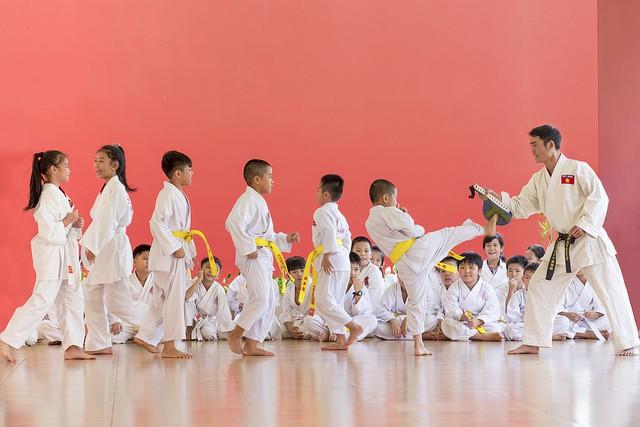 Choáng ngợp với sự sang chảnh của ngôi trường giữa phố núi Tây Nguyên, nơi được ví như Dubai Việt Nam - Ảnh 20.