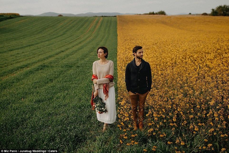 Những bức ảnh cưới ấn tượng nhất 2018, tác phẩm chụp tại Việt Nam cũng được vinh danh - Ảnh 7.