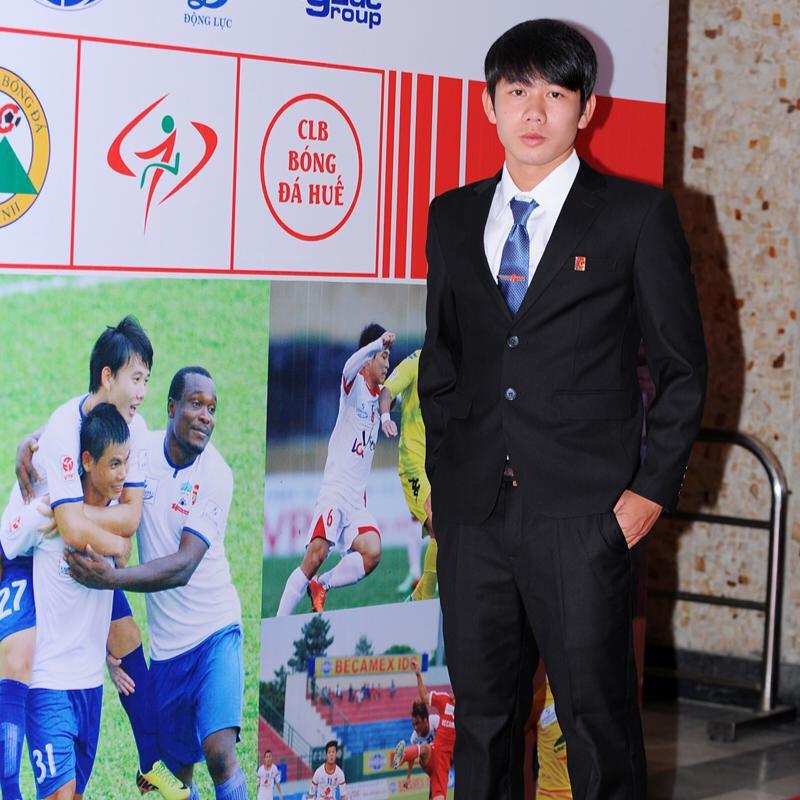 Minh Vương - cầu thủ ghi bàn trận Việt Nam Hàn Quốc là ai? - Ảnh 9.